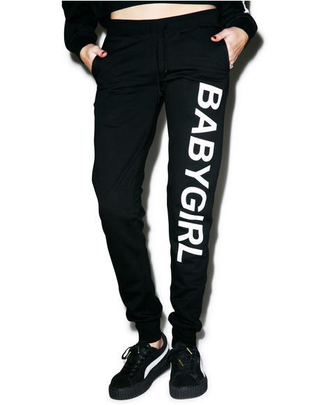 Babygirl Sweatpants