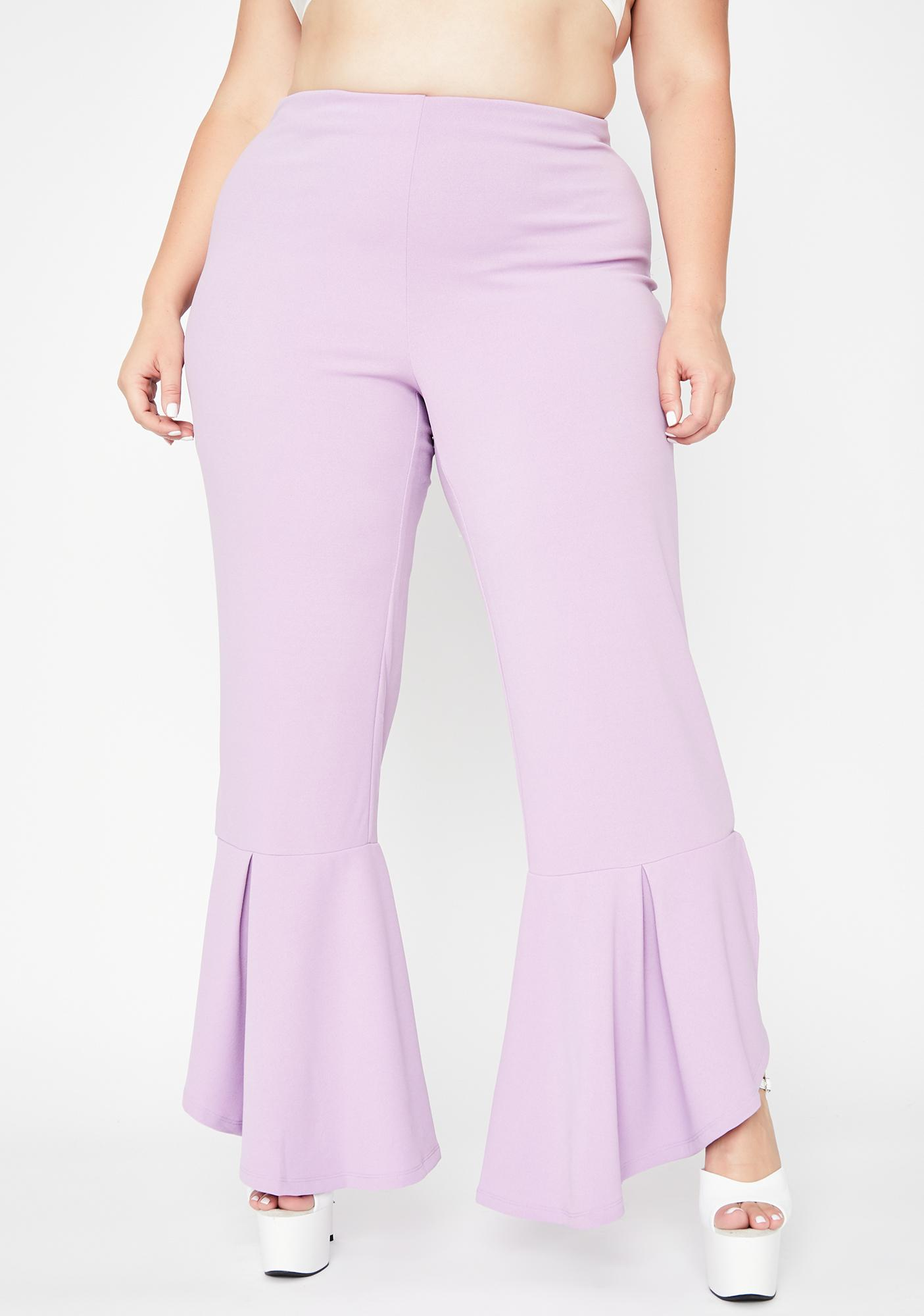 I\'m Forever Flawless Flare Pants