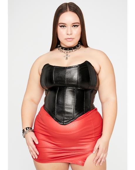 Wild Wicked Winds Corset Top