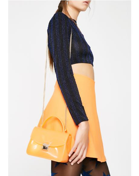 In The Sunshine Crossbody Bag