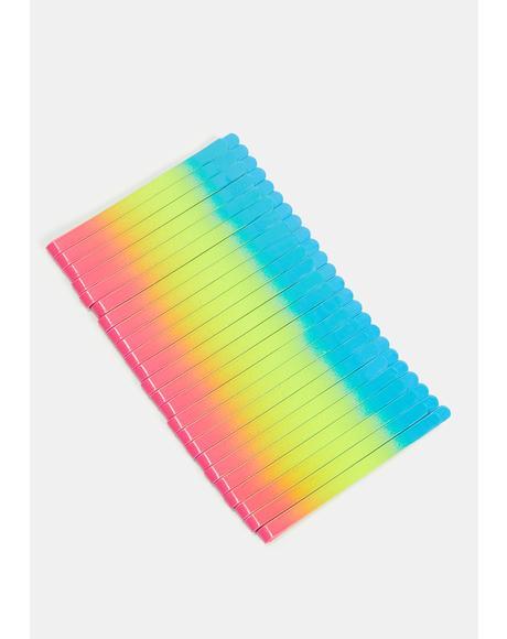 Kaleidic Cutie Hair Pins