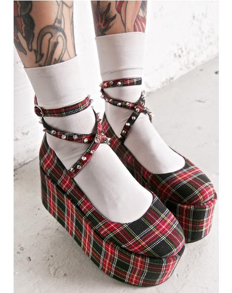 Brenna Bopper Platforms