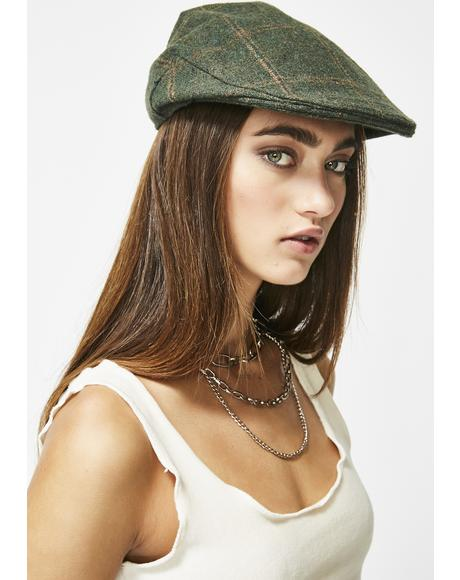 Kush Wisdom Cabbie Hat