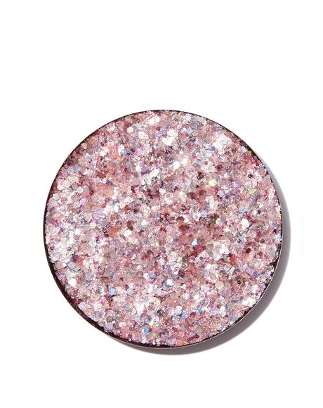 Girls Just Wanna Have Fun Huge Pressed Glitter
