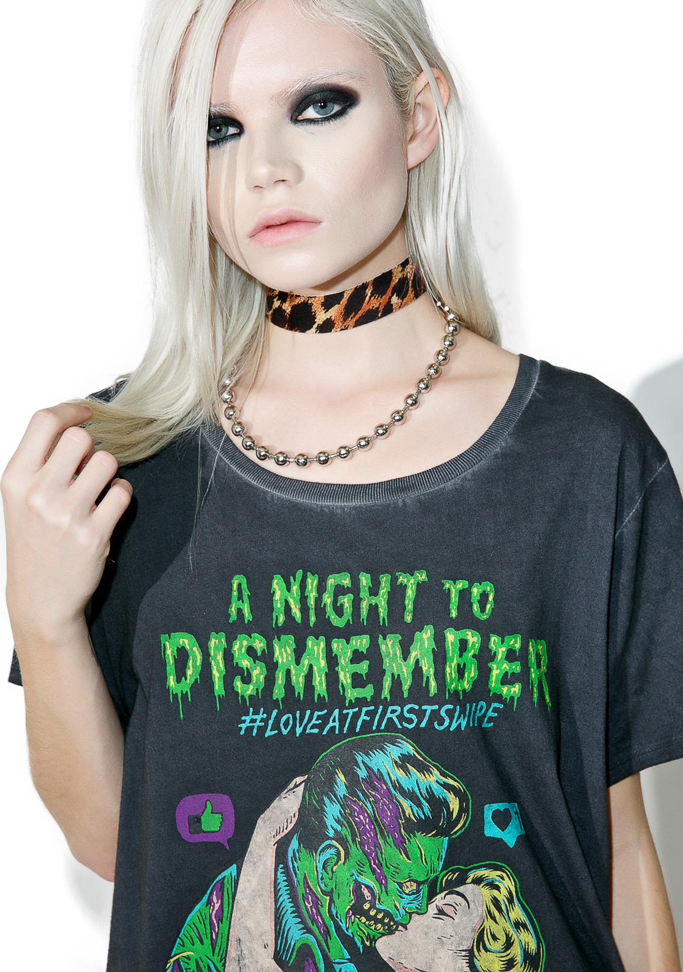 So Catty Choker