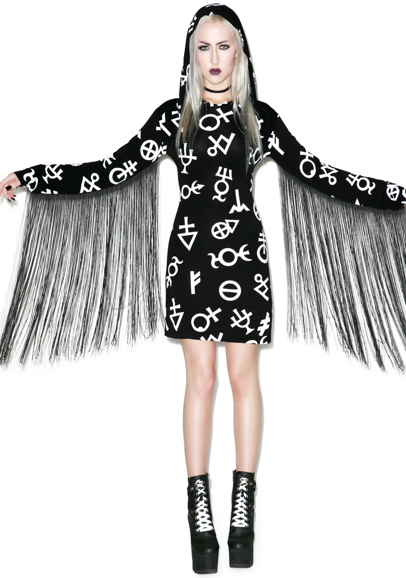 Killstar Symbolic Dress