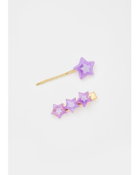 Baby Starlet Hair Pins