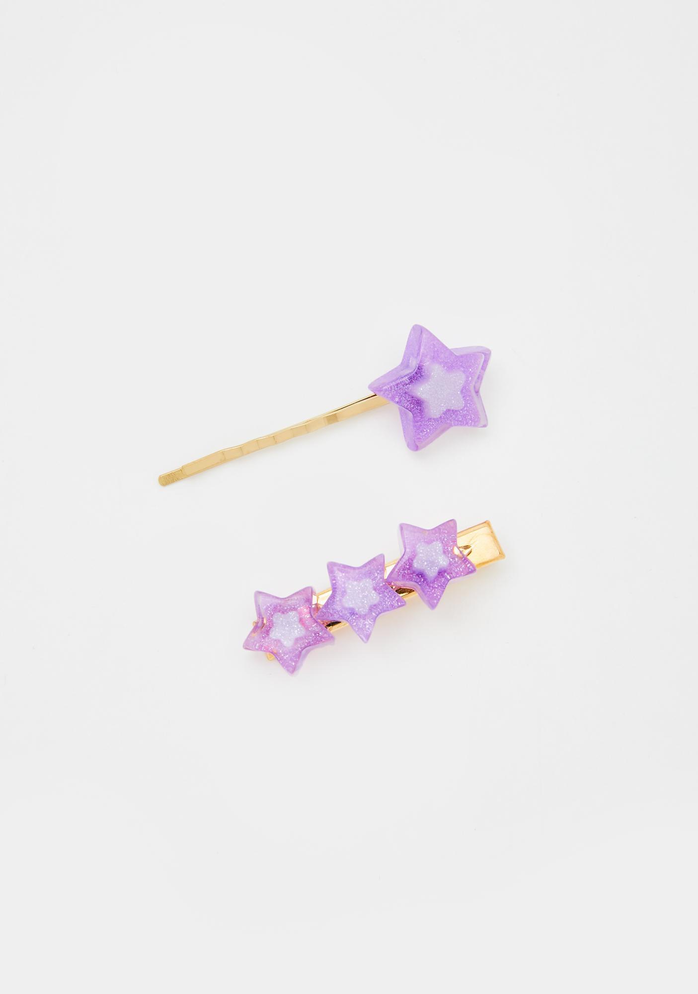 Baby Starlet Hair Pins