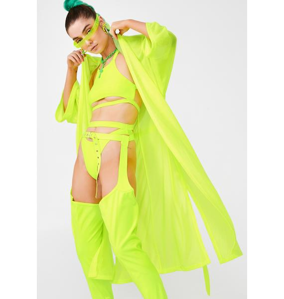 Nite Lite Hooded Robe