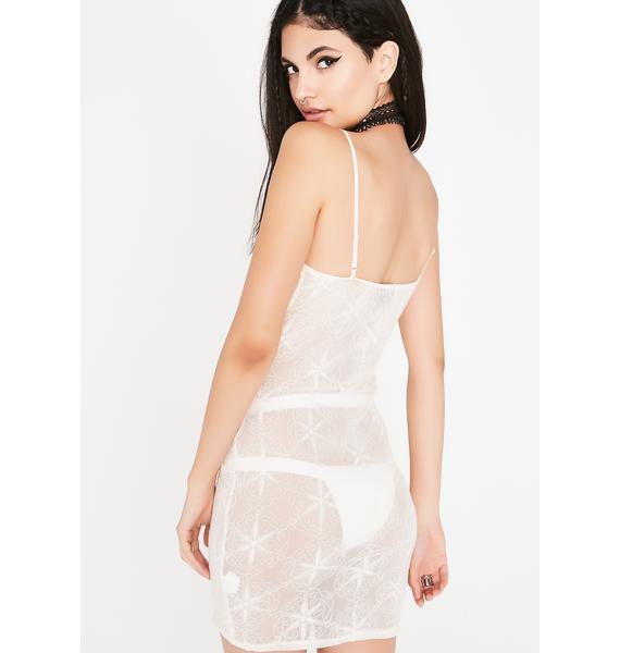 Such A Tease Sheer Dress
