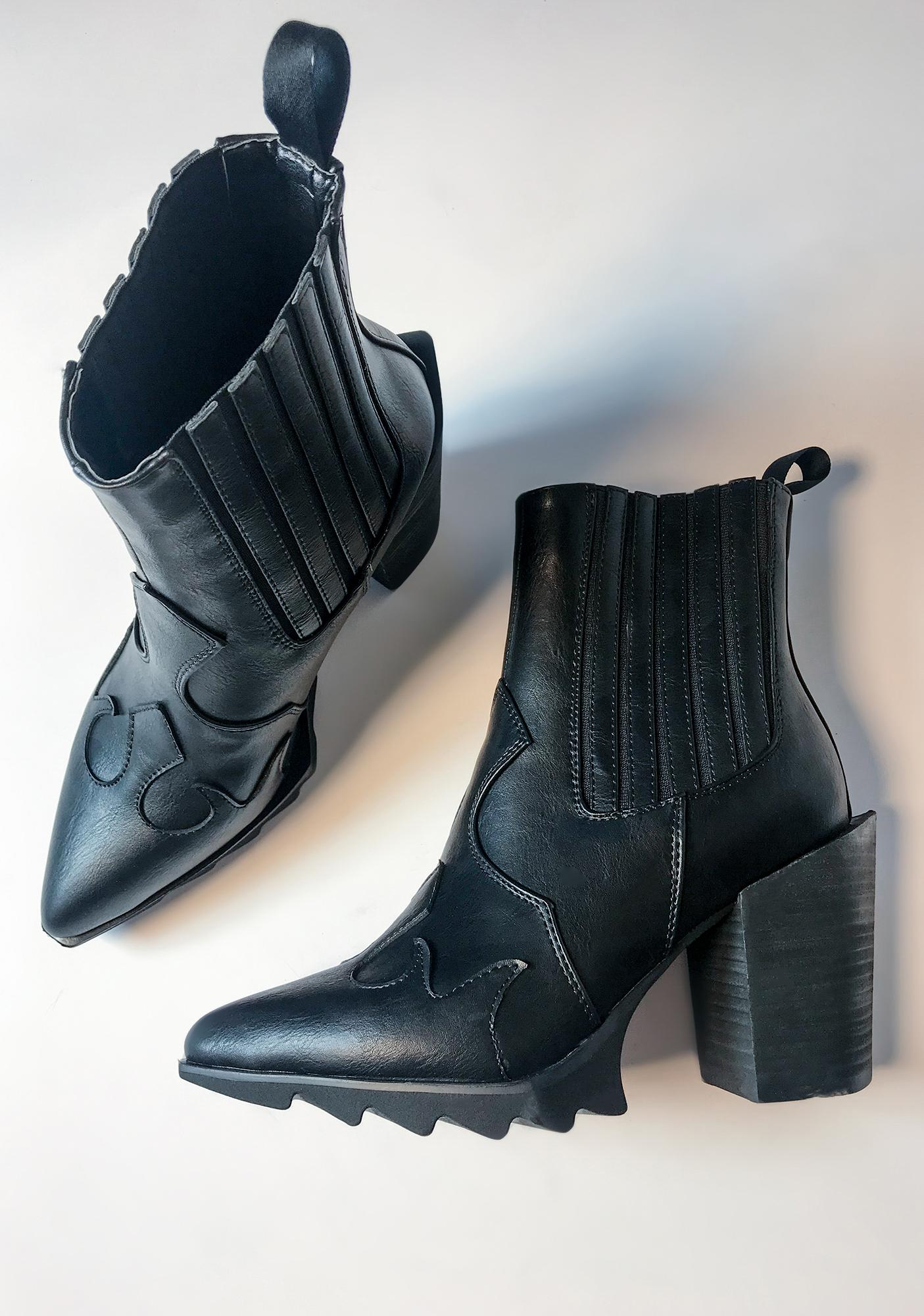 Lamoda You Wish Ankle Boots