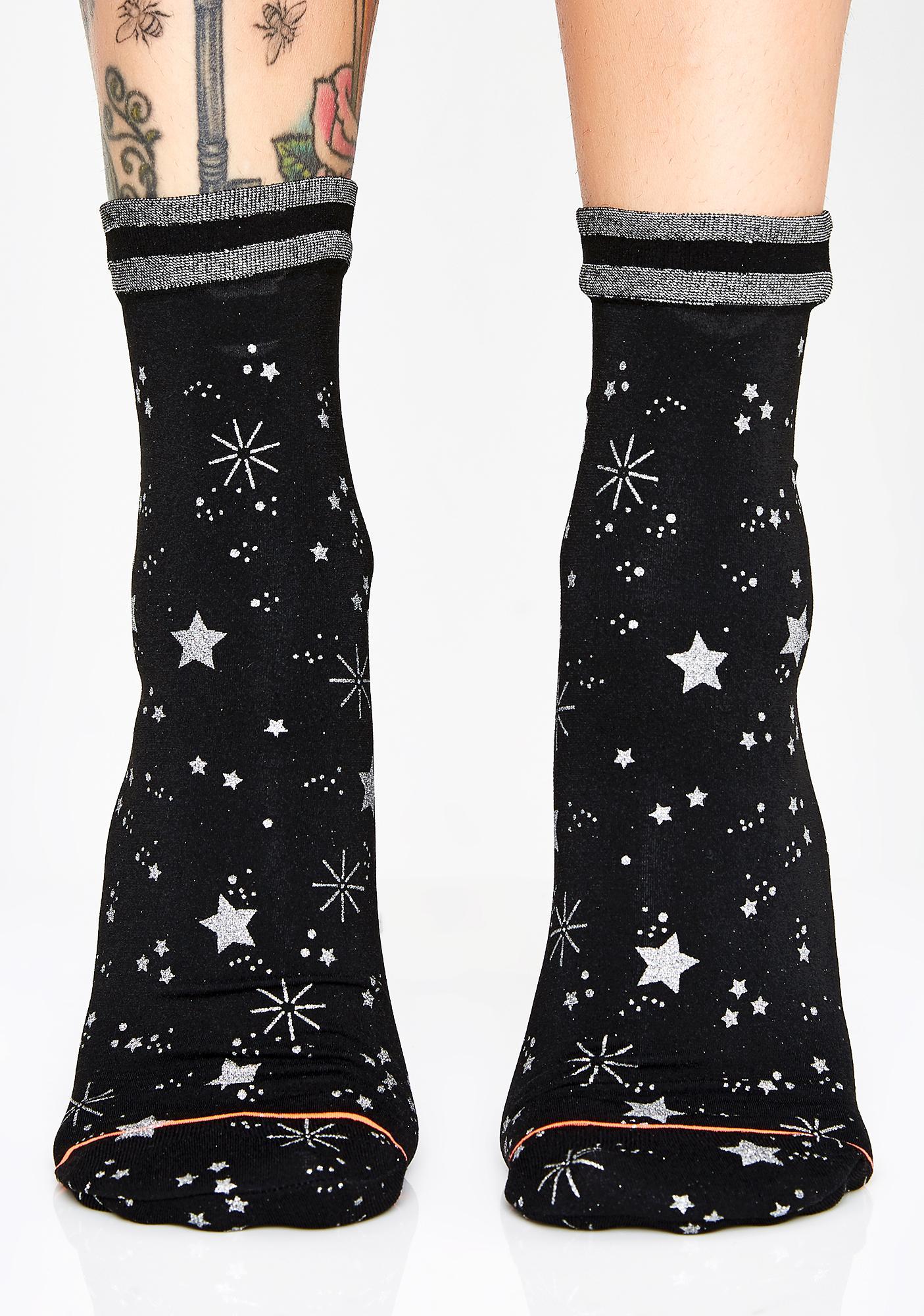Stance Shine Time Ankle Socks