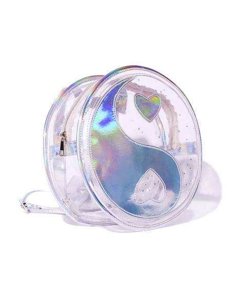 Yin-Yang Holographic Backpack