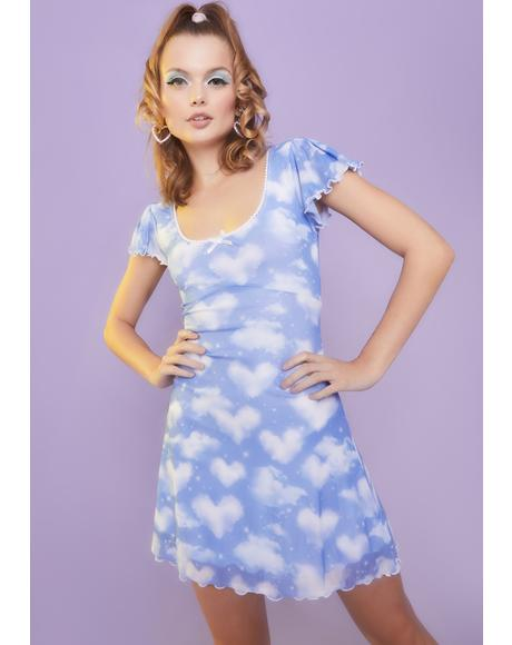 Dreaming Of You Babydoll Dress