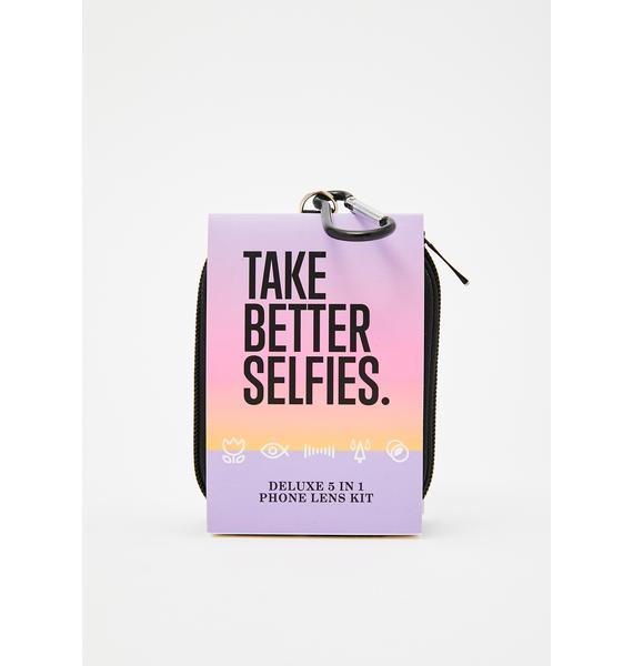 Selfie Game On Point Lens Kit