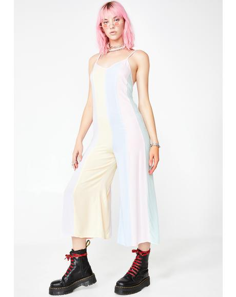 Nirvana Skies Colorblock Jumpsuit