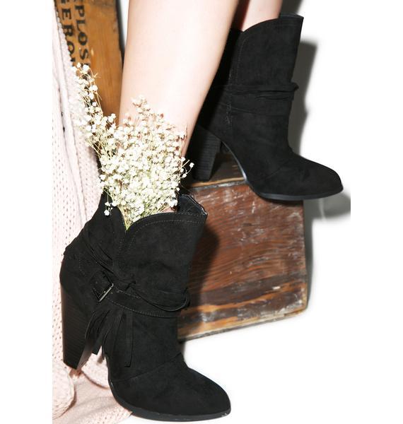Rad Raelynn Ankle Booties