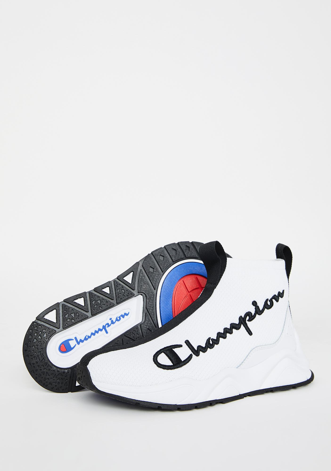 Champion Rally Sock Sneakers