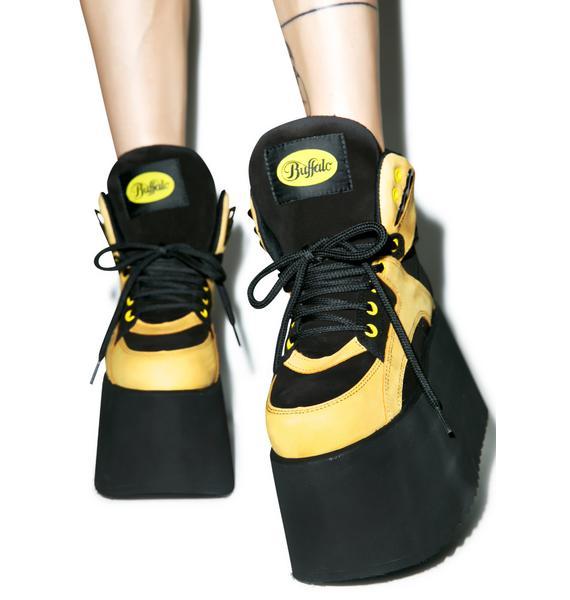 Buffalo Infrastructure Platform Sneakers
