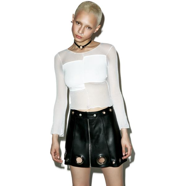 Out Of Bounds Crop Top