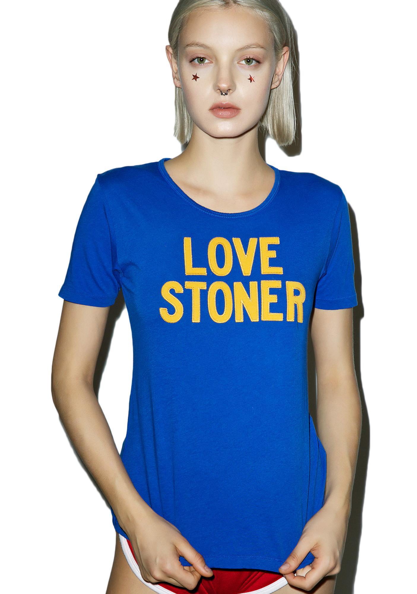 Sugarhigh + Lovestoned Love Stoner Tee