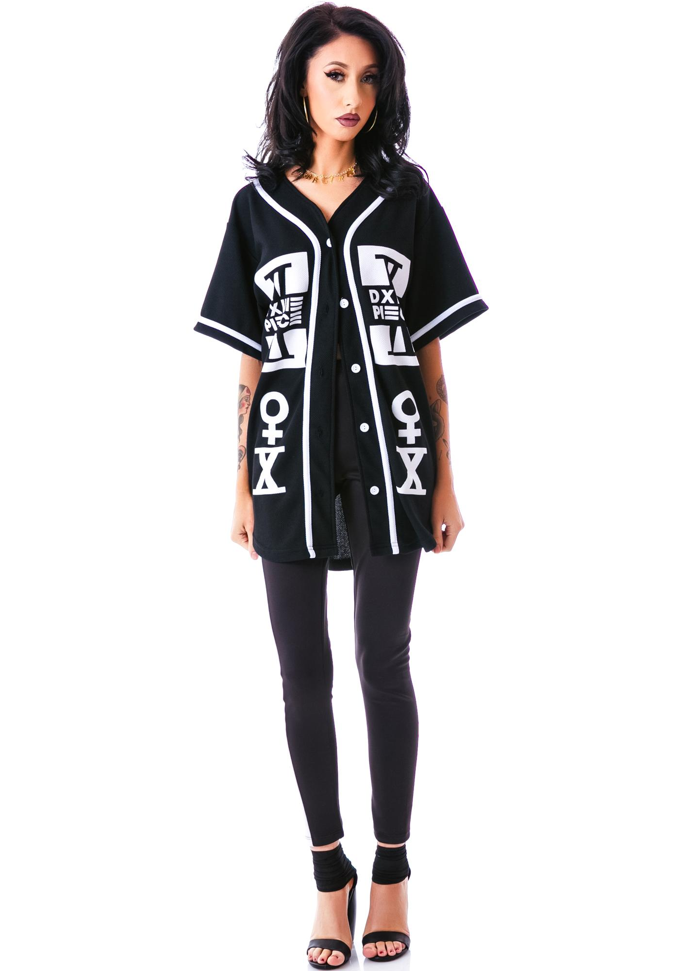 Dimepiece Baseball Button Up