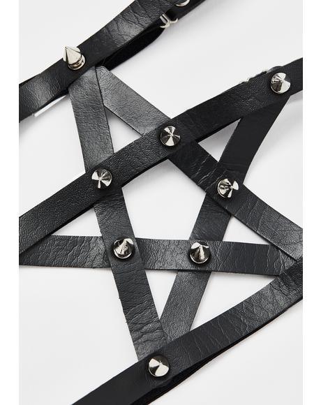 Impure Paranoia Pentagram Harness