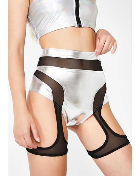 XXX Protection Hot Pants