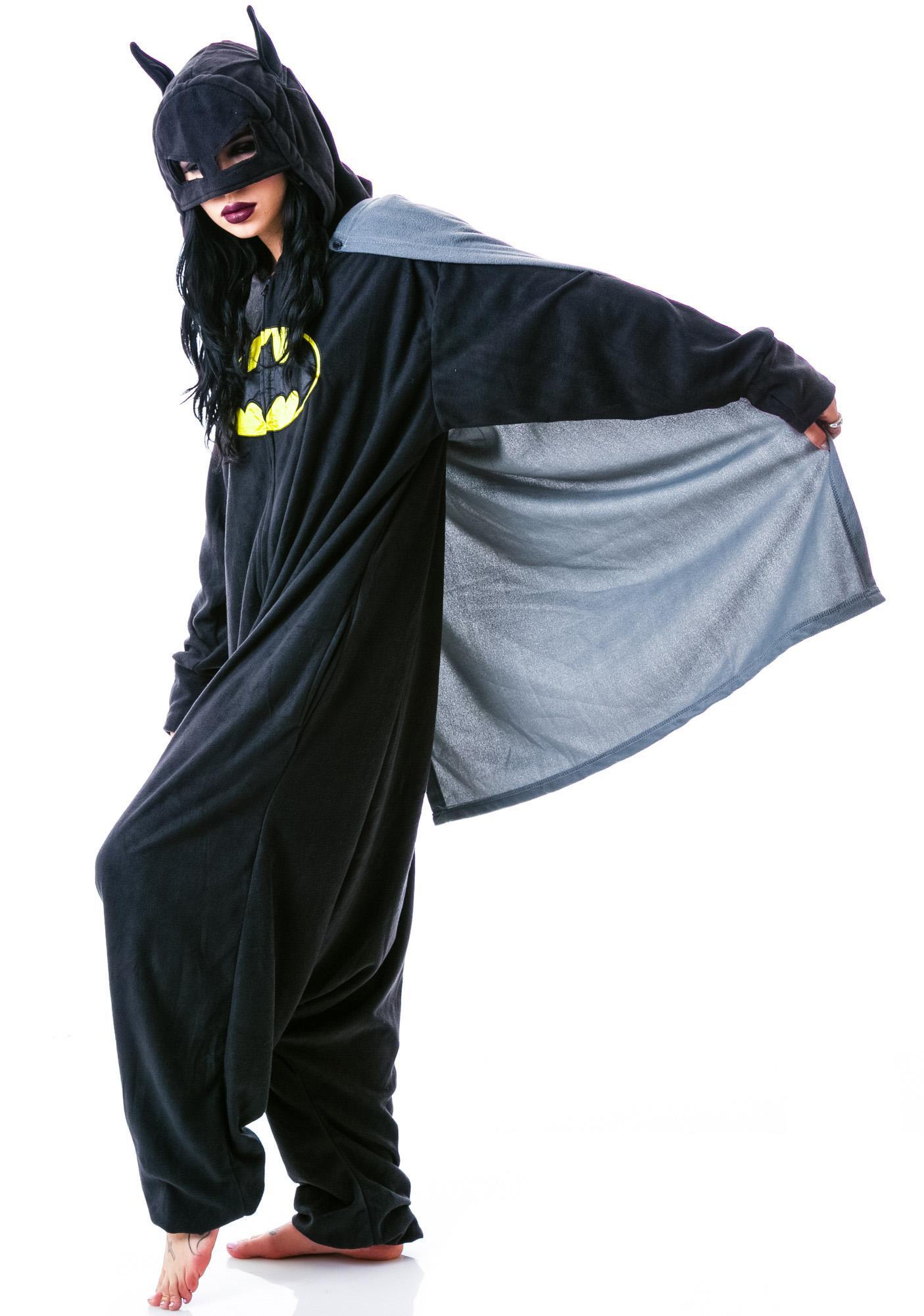Undergirl Dark Knight Onesie Pajama