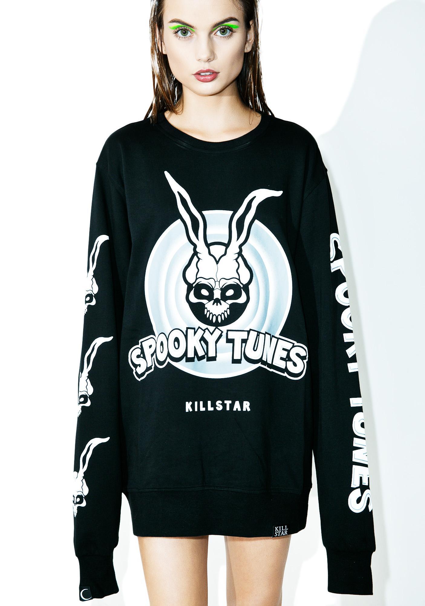 Killstar Donnie Sweatshirt