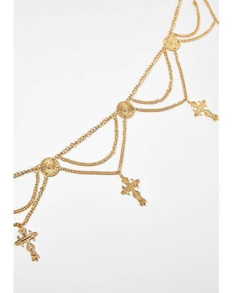 Divine Power Belt Chain