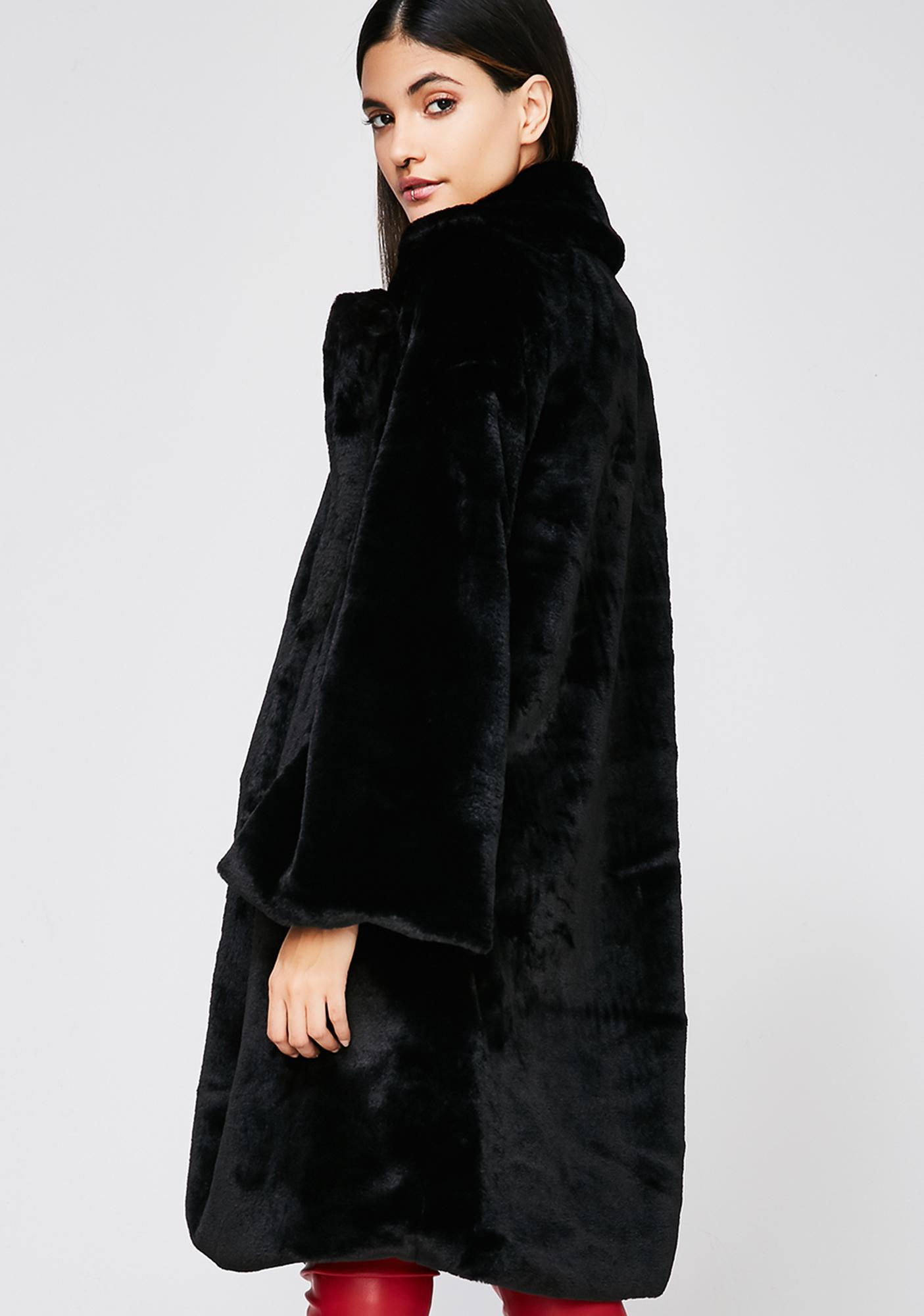 Furever Yours Furry Jacket
