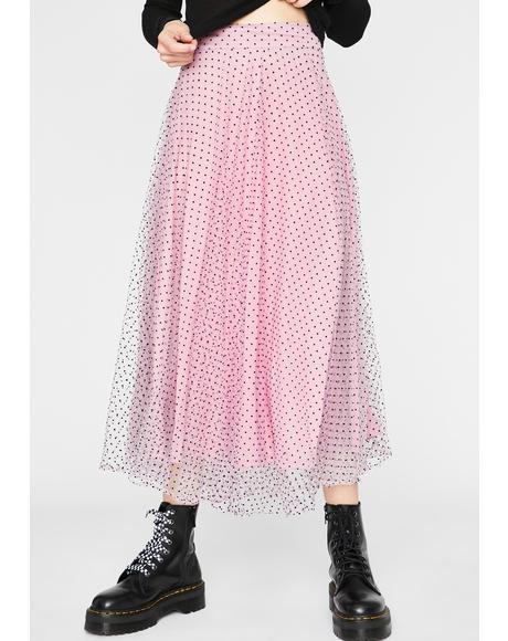 Fussy Flirt Tulle Skirt