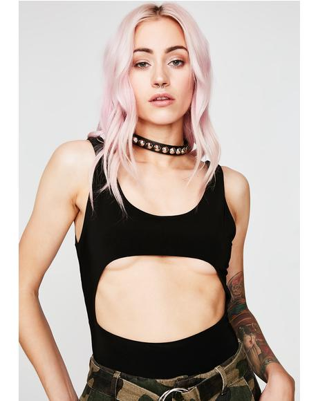 Night Open Space Bodysuit