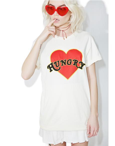 Hungry Heart Tee
