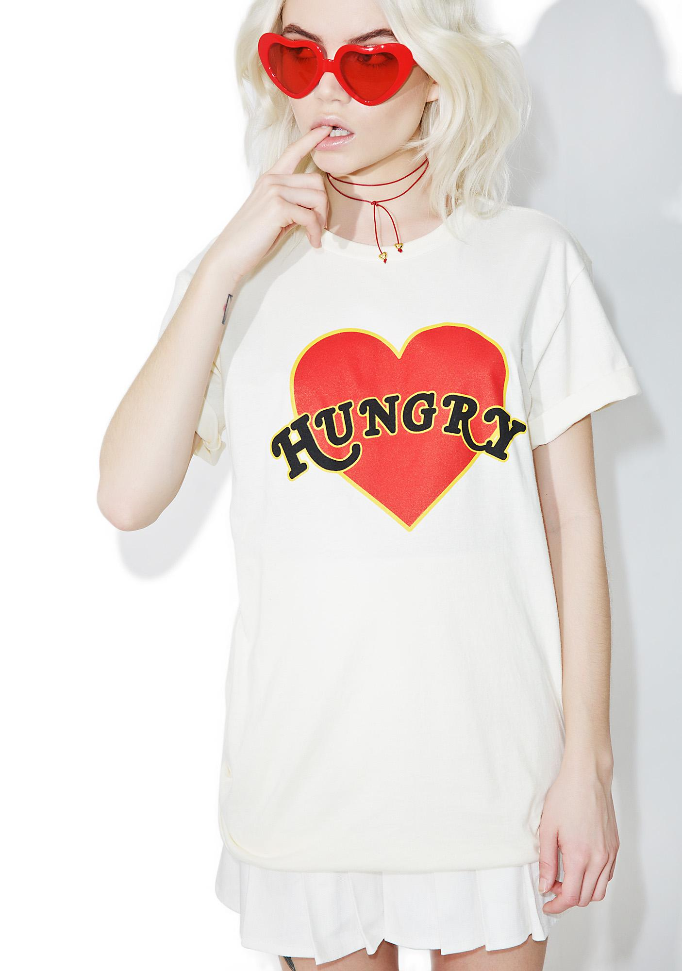 Yvng Pearl Hungry Heart Tee