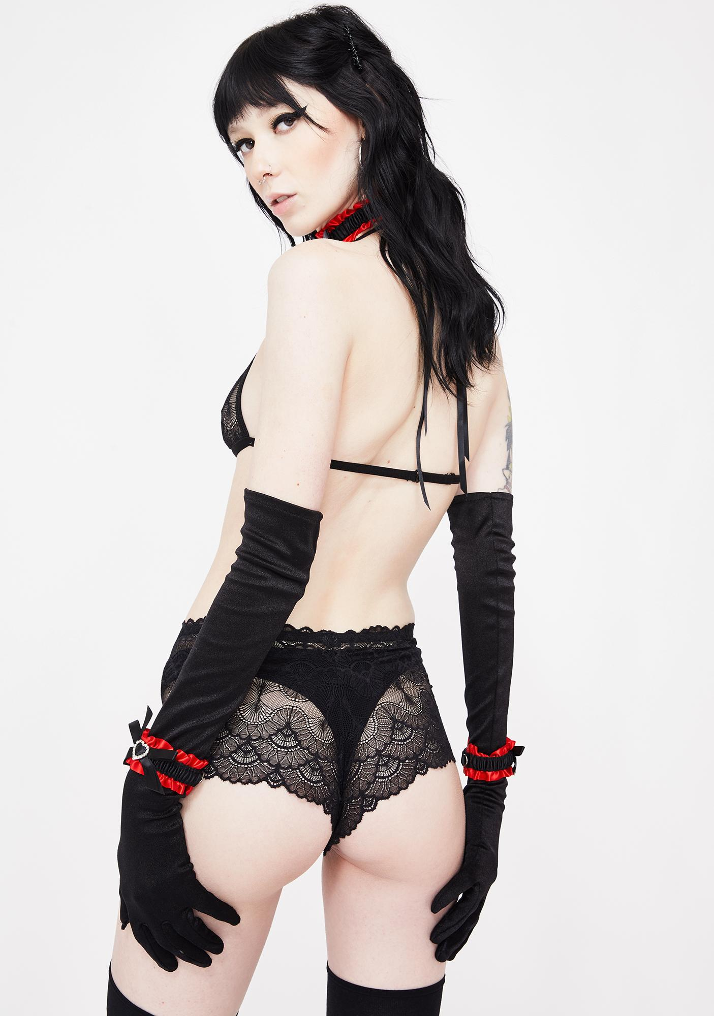 Wicked Lust Lingerie Set