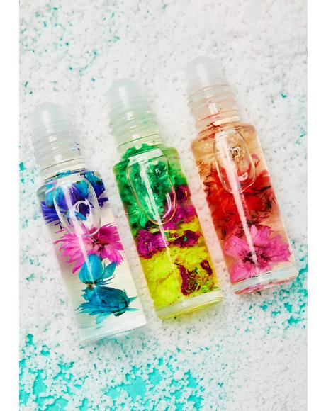 Mini Roll-On Perfume 3 Piece Gift Set