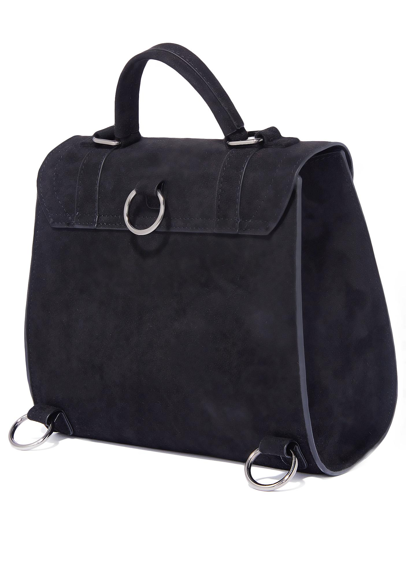 Current Mood Noir Satchel