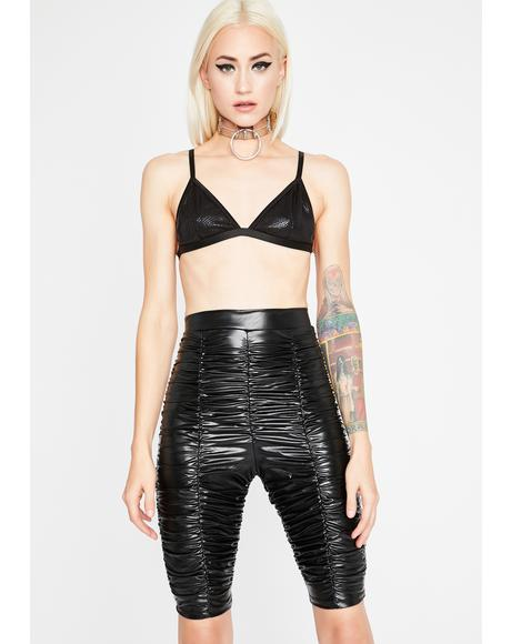 Mainstream Feelz Biker Shorts