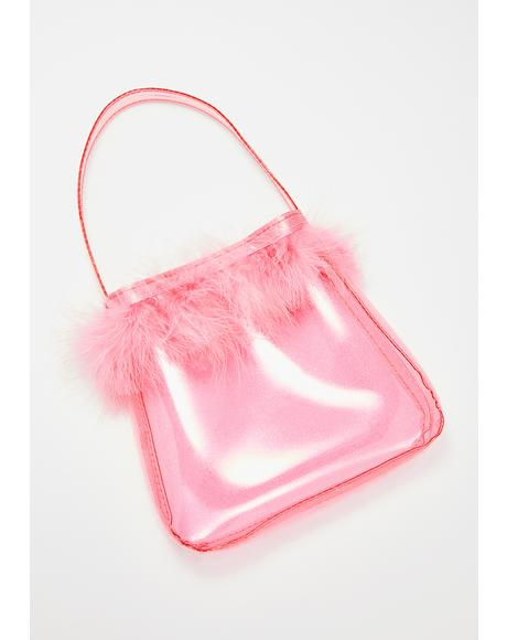 Loves It Clear Handbag