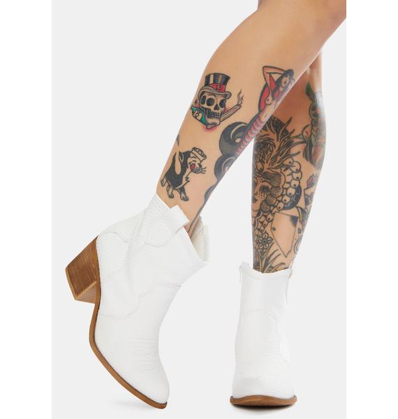 Dirty Laundry Unite Cowboy Boots