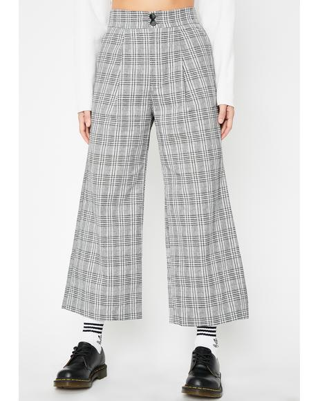 Havoc Halls Plaid Pants
