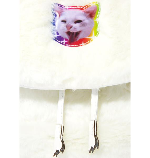 Outerspace 3D Cat's Backpack