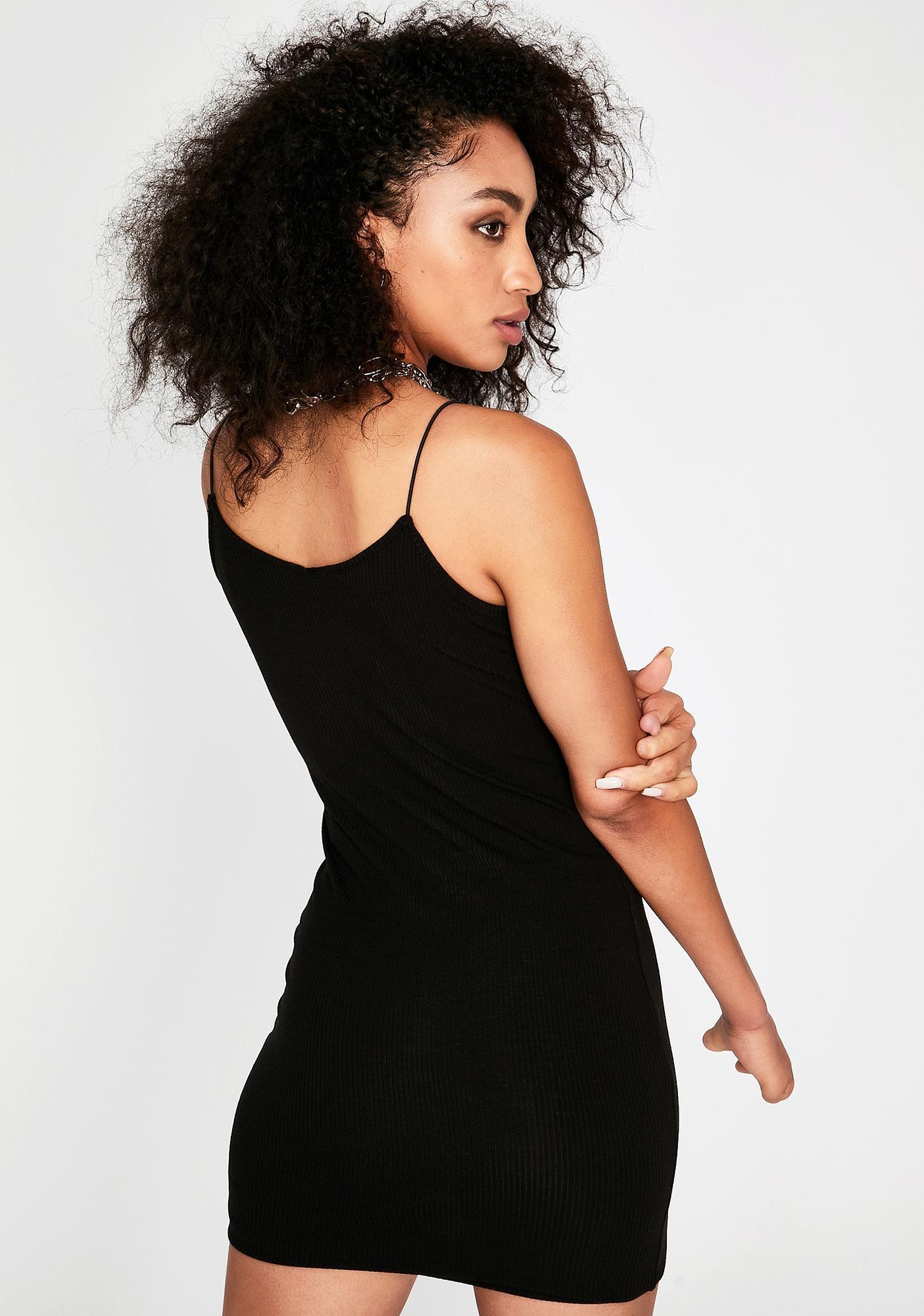 Better Believe It Mini Dress