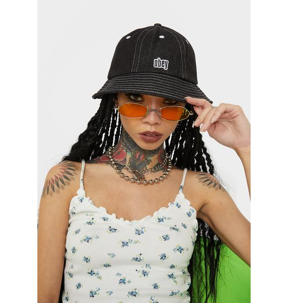 Obey Moore Bucket Hat