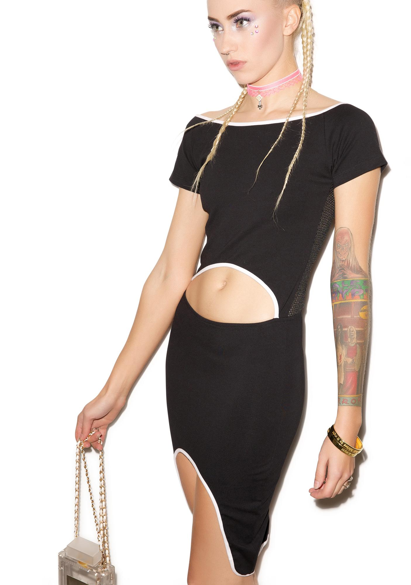 This Is A Love Song Bae Body Con Dress