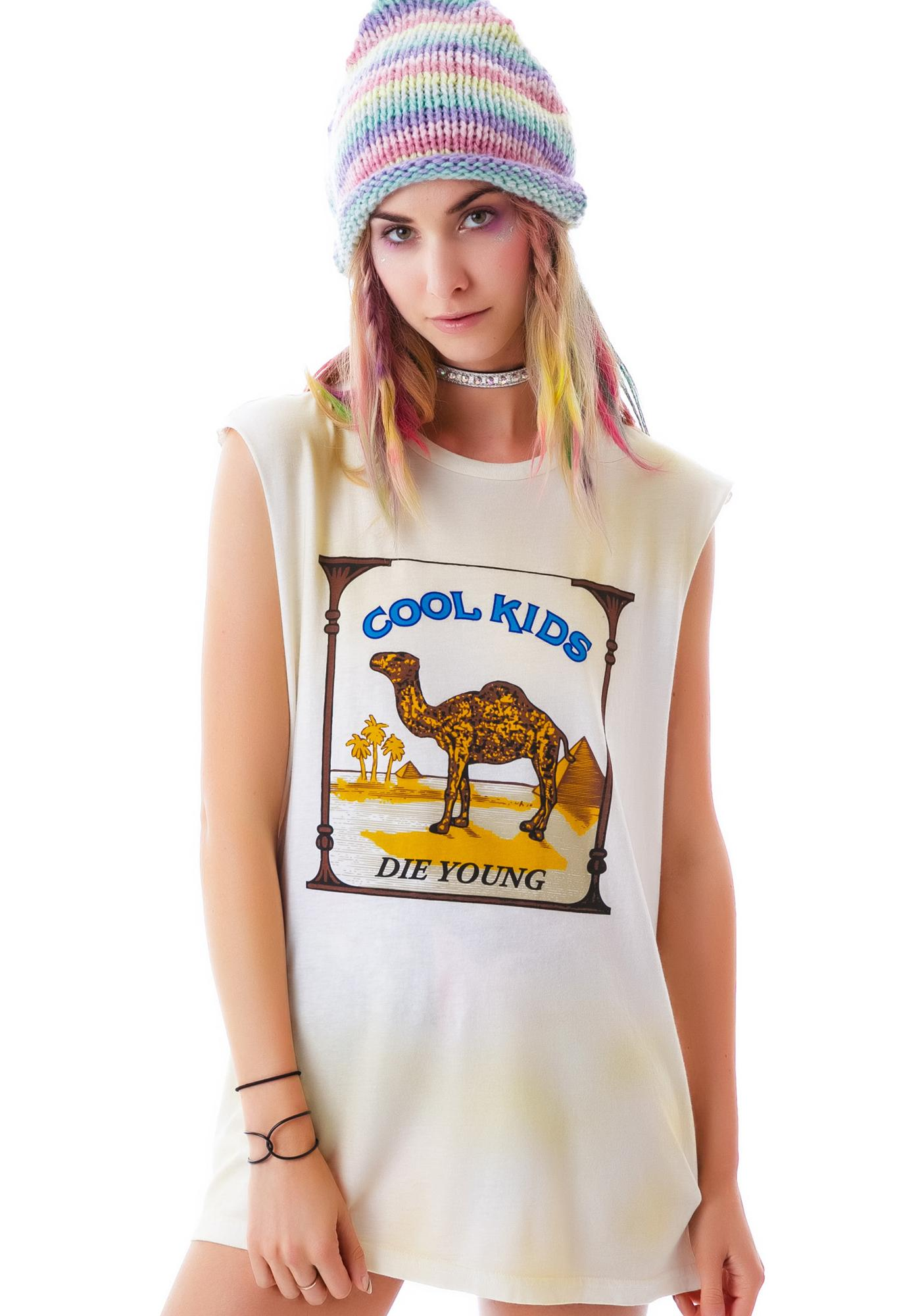 Lip Service Cool Kids Muscle Tee