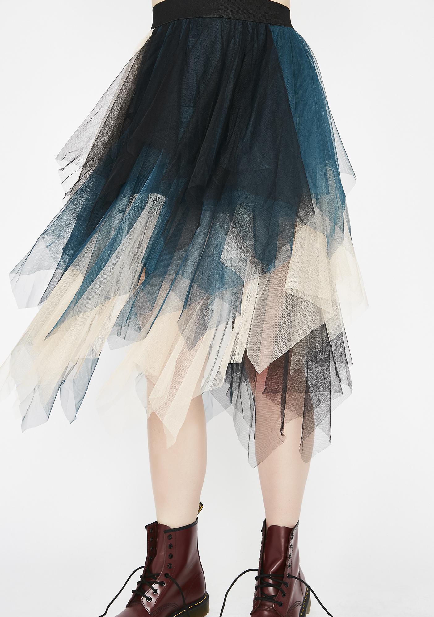 Punk Prima Donna Tulle Skirt