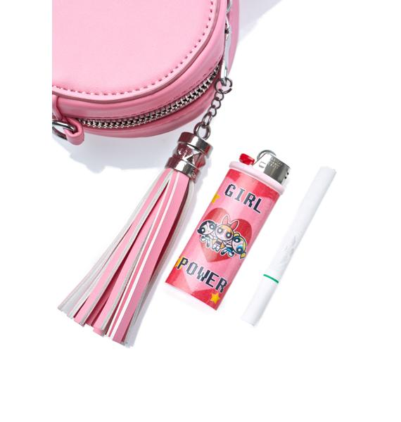 My Bubblegum Fantasy Girl Power Lighter Case